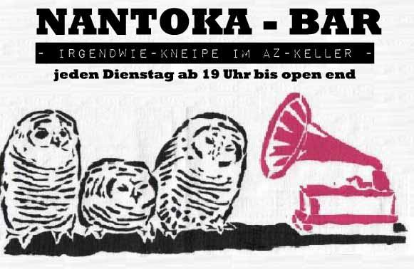 Nantoka-Bar: Repressions Soli-Abend