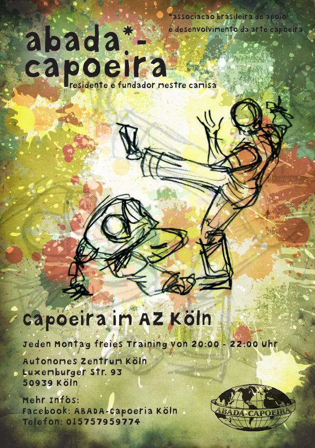 Capoeira im AZ