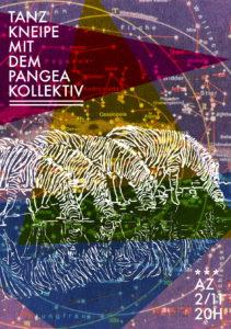 Tanzkneipe mit dem Pangea Kollektiv