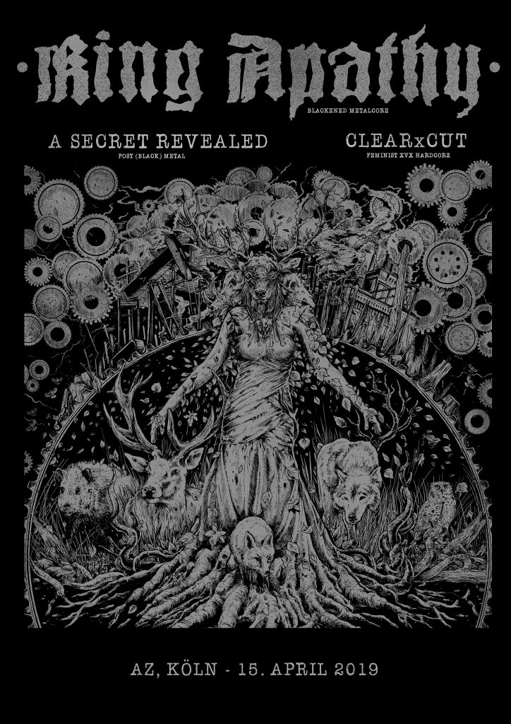 King Apathy/ClearXCut/A Secret Revealed