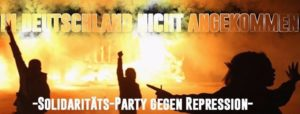 Gemeinsam gegen Repression - Soliparty