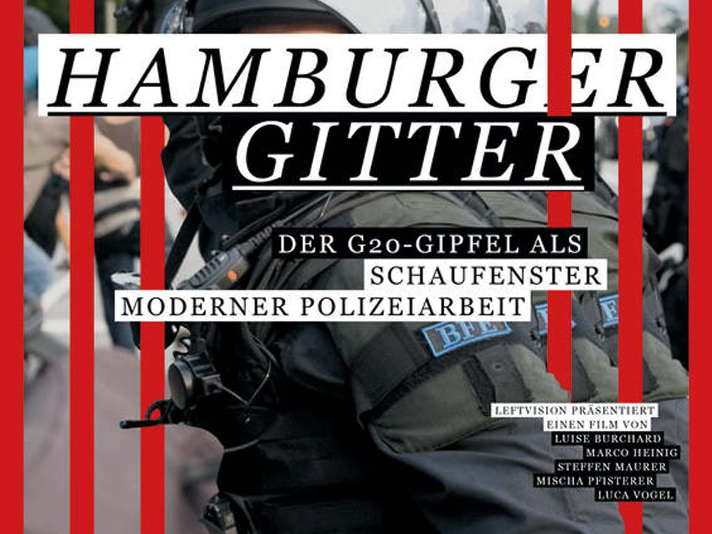 Hamburger Gitter | Film screening @Nantoka