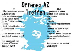 Offenes AZ Treff