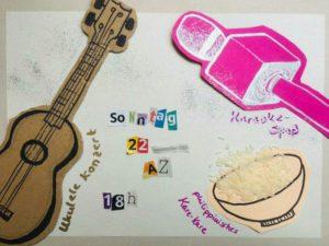 Ukulele Konzert, KüfA und Karaoke